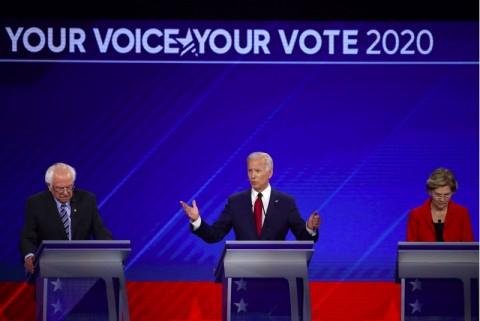 Joe Biden Makin Garang Hadapi Pilpres AS 2020