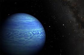 Ilmuwan Temukan Air di Atmosfer Planet Luar Tata Surya