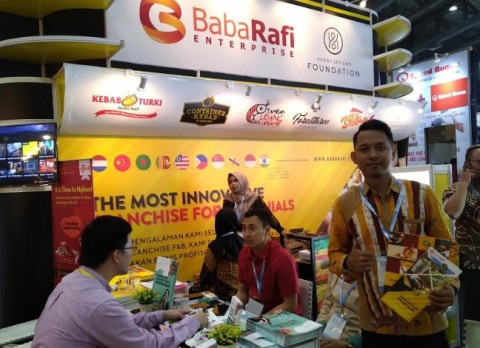 Baba Rafi Enterprise Tawarkan Investasi Waralaba Ala Milenial
