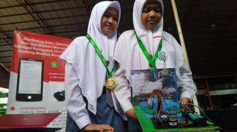 Manado Tuan Rumah Kompetisi Sains Madrasah 2019