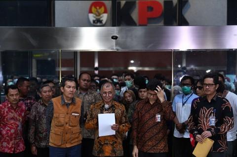 Pimpinan Minta Dilibatkan Membahas Revisi UU KPK