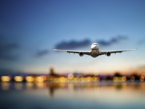 Penerbangan di Riau Efektif Setelah 09.00 WIB