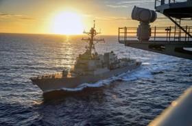 Tiongkok Minta Kapal AS Jauhi Laut China Selatan
