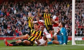 Arsenal Diprediksi Menang Mudah di Kandang Watford