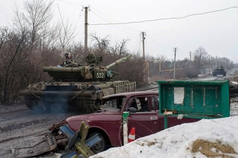 Rusia Siap Kembali Gelar Dialog Damai dengan Ukraina