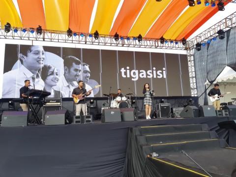Tiga Sisi Buka Balkonjazz Festival 2019