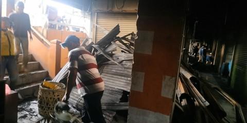 Terdampak Kebakaran Pasar Baru Bekasi Segera Direlokasi