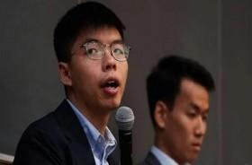 Tiba di AS, Joshua Wong Cari Dukungan Trump dan Kongres