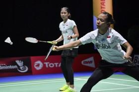 Della/Rizki Tembus Final Vietnam Open 2019