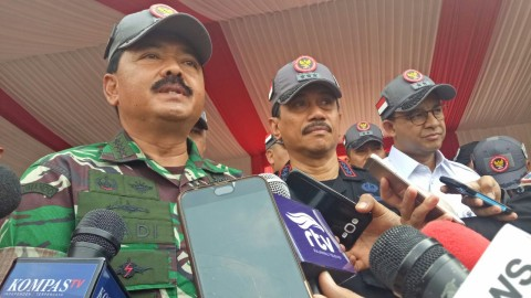 TNI AU Akan Bombardir Api di Riau