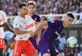 Fiorentina Berbagi Angka dengan Juventus