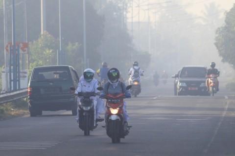 Infeksi Saluran Pernafasan Tinggi di Palembang