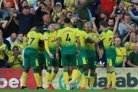 Kejutan, Norwich City Bekuk Manchester City