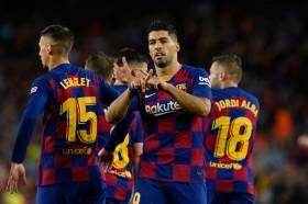 Barcelona Hancurkan Valencia