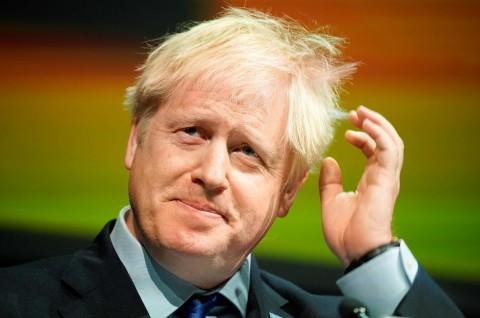 Negosiasi Brexit, PM Johnson Samakan Inggris dengan Hulk