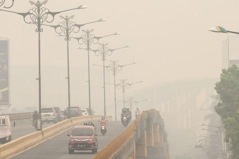 Puskesmas di Riau Buka 24 Jam Siaga Asap