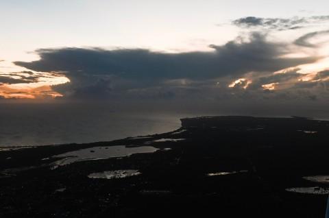 Lewati Bahama, Badai Humberto Picu Hujan Deras