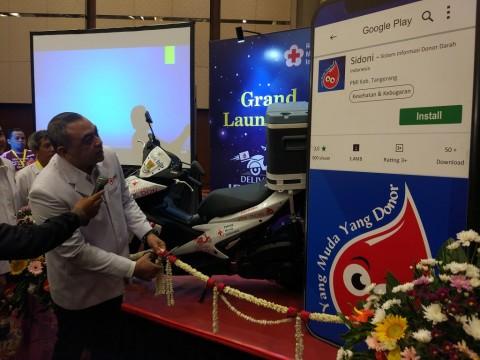 PMI Tangerang Merambah Digital