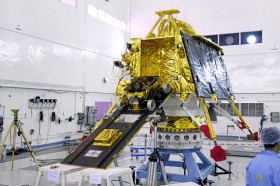 NASA Bantu Cari Pesawat Misi Pendaratan India di Bulan