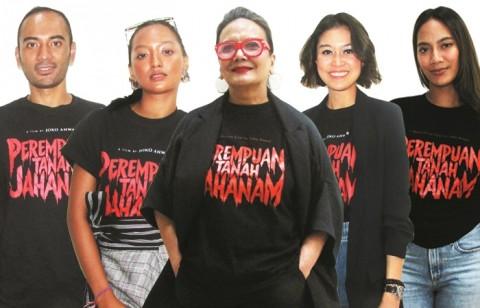 Teror Kengerian dari Keluarga dalam Perempuan Tanah Jahanam
