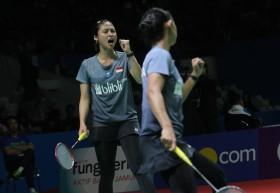 Della/Rizki Sabet Gelar Vietnam Open 2019