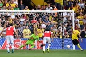 Tampil Menyedihkan, Arsenal Beruntung Bisa Imbangi Watford