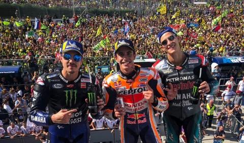 Klasemen Pembalap Usai MotoGP San Marino