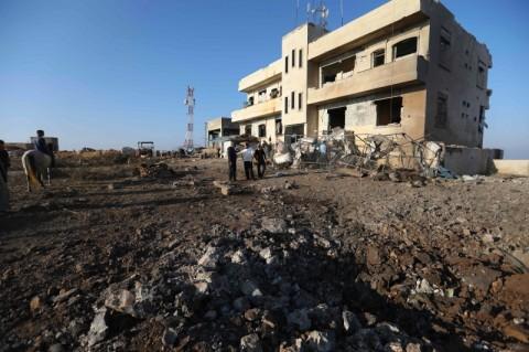Bom Mobil Hantam Suriah, 11 Warga Sipil Tewas