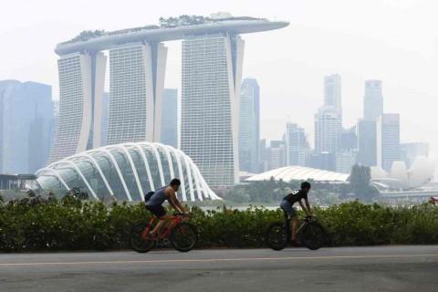 Kualitas Udara di Singapura Terus Memburuk