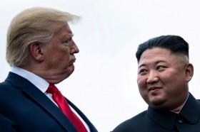 Lewat Surat, Kim Jong-un Undang Trump ke Korut