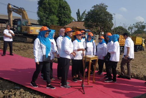 Masyarakat Bekasi Apresiasi Gerakan Indonesia Bersih