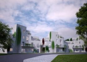 Membangun Apartemen di Lahan Bekas Pembibitan Tanaman