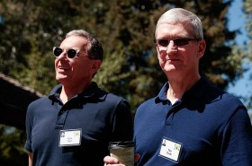 CEO Disney Mundur dari Dewan Direksi Apple