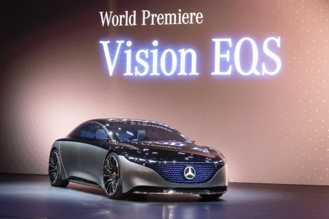 AMG Tertarik Bikin Mobil Performa Tinggi Bertenaga Listrik