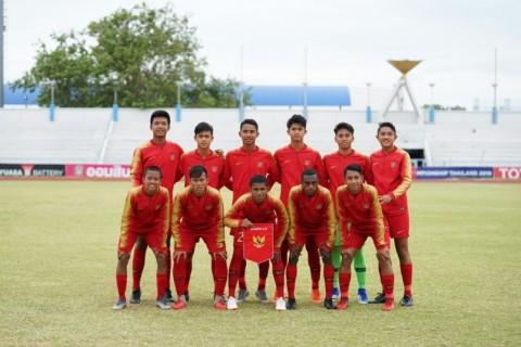 Jadwal Siaran Langsung Indonesia U-16 vs Filipina