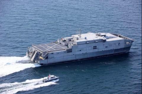 Kapal AS Berkeliaran di Laut Hitam, Rusia Siagakan Kapal Perang