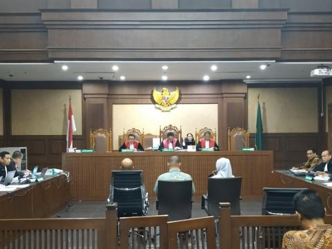 Bowo Sidik Akui Fee PT HTK untuk Kepentingan Dapil