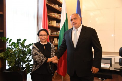 Indonesia, Bulgaria Agree to Have Joint Economic Commission