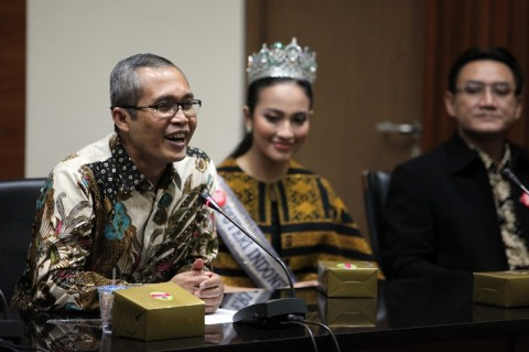 Alexander Marwata Janji Benahi Wadah Pegawai KPK