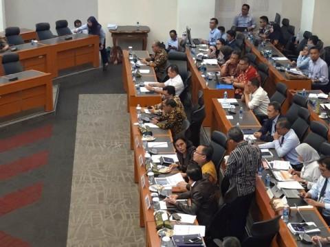 Komisi XI Setujui Anggaran Enam K/L di 2020