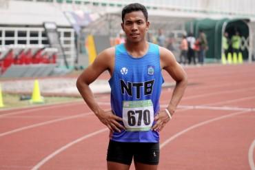 Pelatih Pastikan Zohri Siap Tanding di Kejuaraan Dunia Atletik