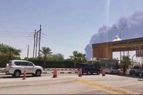 Intelijen AS Klaim Ada Bukti Iran Serang Kilang Arab Saudi