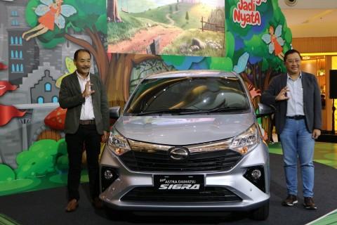 Daihatsu Pertahankan Mesin 1.000 cc di New Sigra