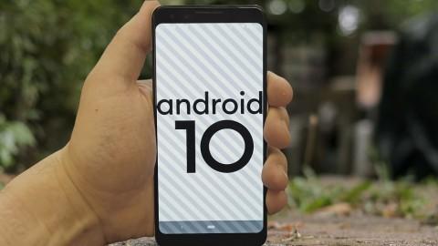 Kapan Android 10 Masuk Smartphone Anda?