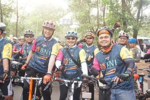 BNI Syariah Implementasikan Program <i>Bike to Work</i>