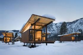 10 Hotel Kabin yang Menyatu dengan Alam