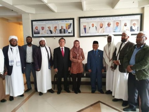 Indonesia Beri 100 Beasiswa Kesehatan untuk Mahasiswa Ethiopia