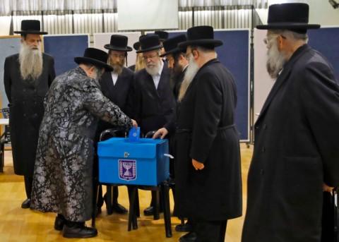 Kelanjutan Karier Politik PM Israel Ditentukan dalam Pemilu