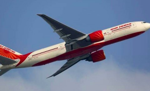 Dikerubuti Lebah, Penerbangan Air India Tertunda