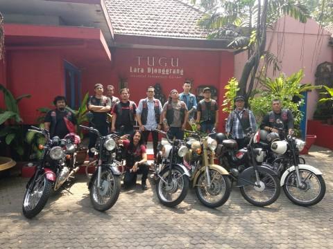Bikers Brotherhood, Komunitas Motor Tetap Eksis di Usia 31 Tahun